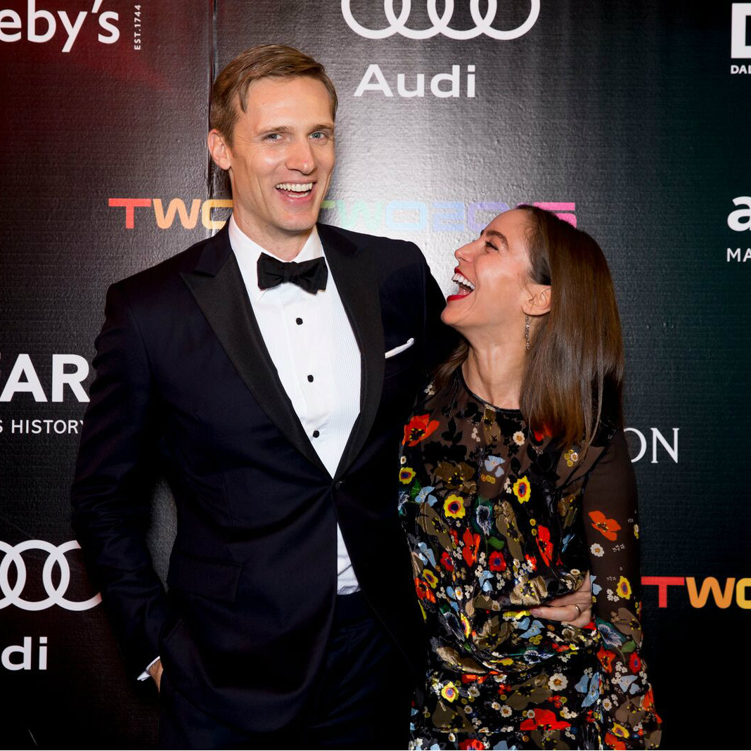 Teddy Sears, Melissa Sears