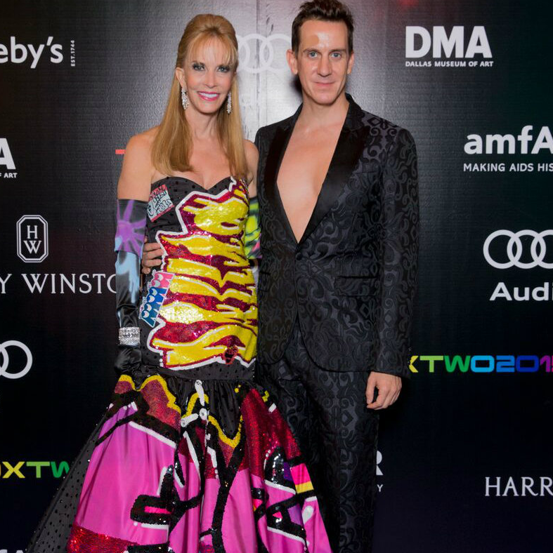 Nancy Rogers, Jeremy Scott