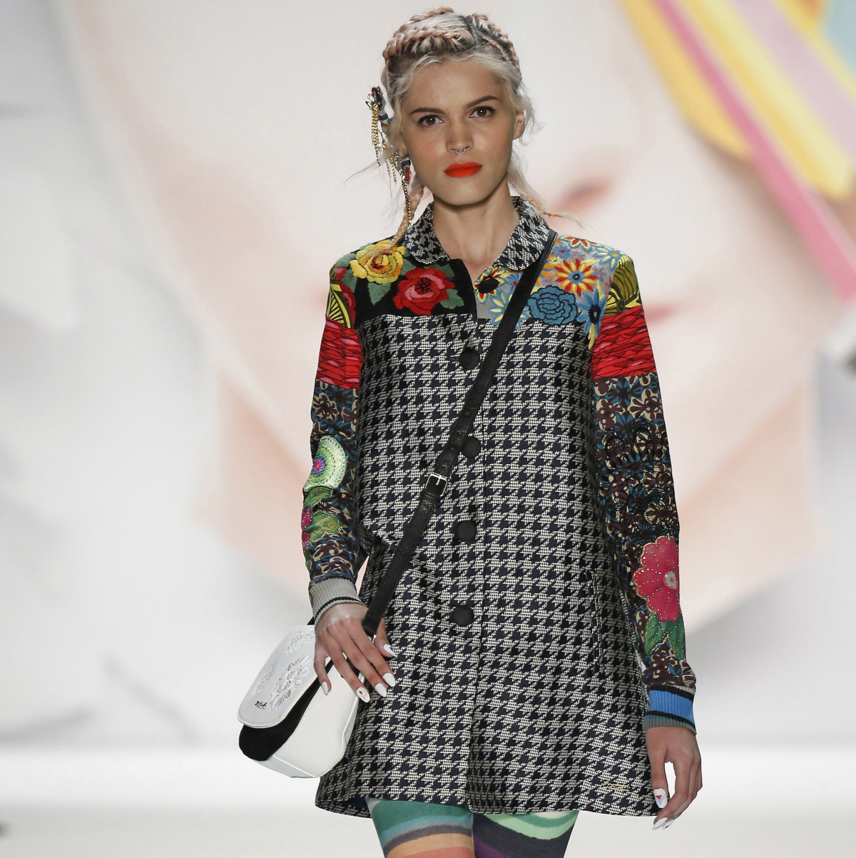 Desigual spring 2016 collection look 32