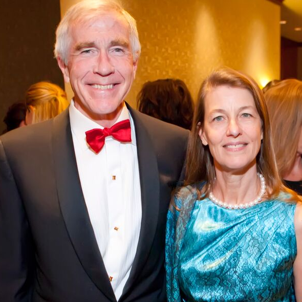 Kirk Heyne and Karen Twitchell at Planned Parenthood Gala