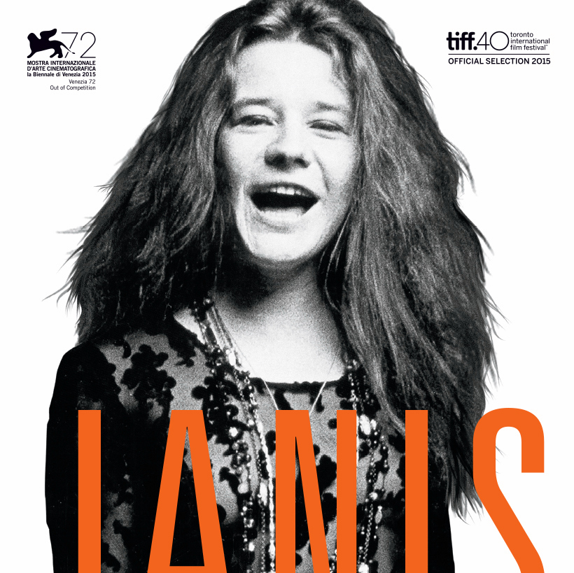 Houston, Houston Cinema Arts Fest 2015, October 2015, Janis movie poster