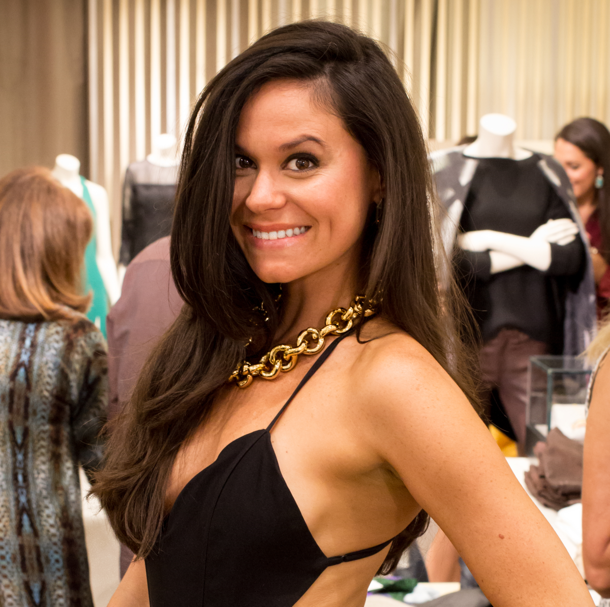 News, Shelby, Intermix opening, Oct. 2015 Natassia McMillian