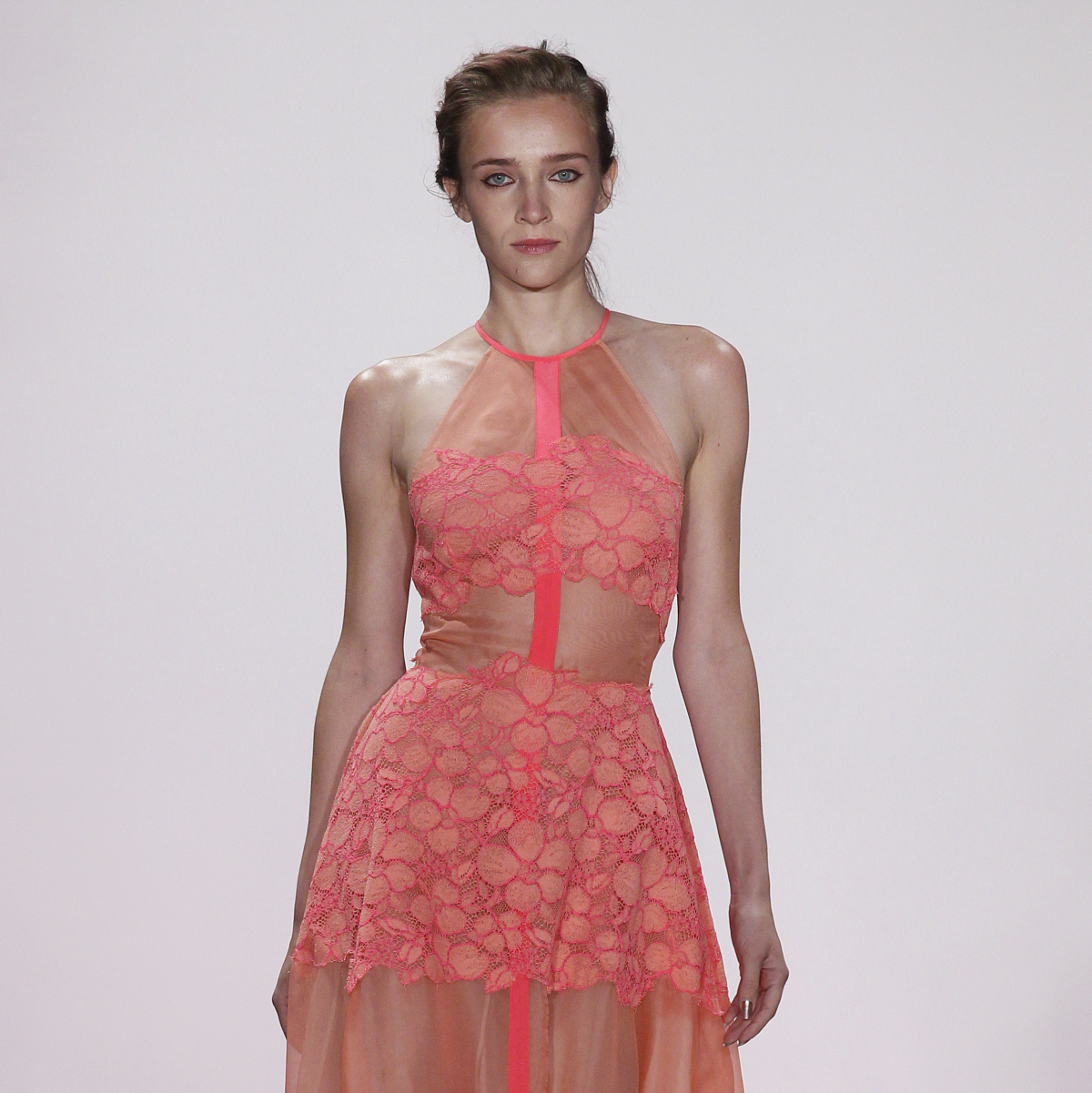 Lela Rose fall 2015 collection look 29