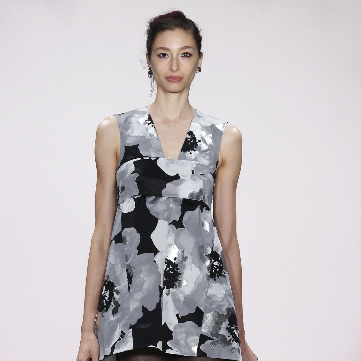 Lela Rose spring 2016 collection Look 18