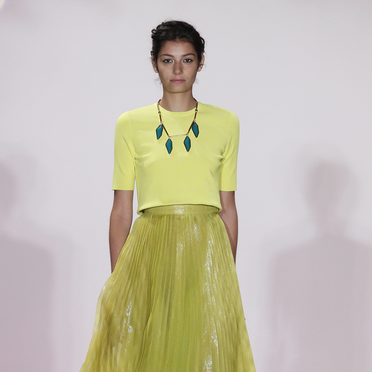 Lela Rose spring 2016 collection Look 38