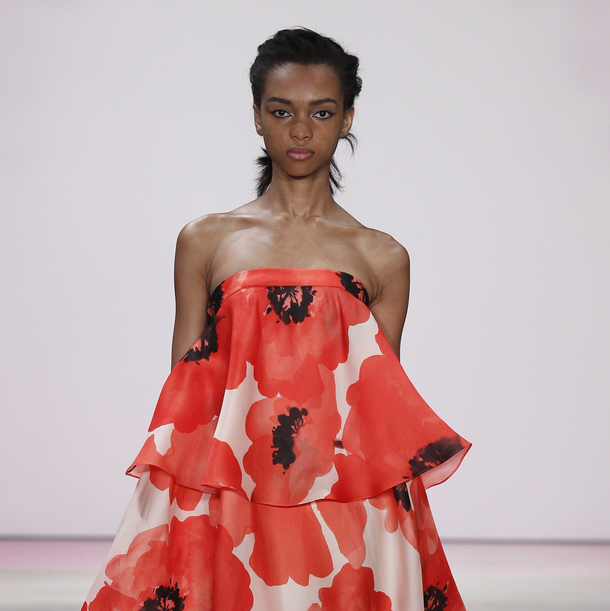Lela Rose spring 2016 collection Look 32