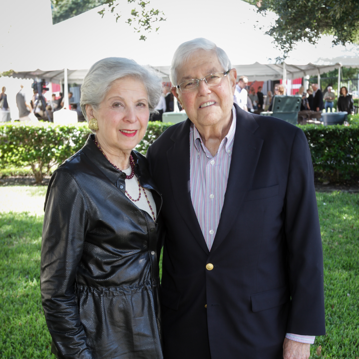 Holocaust Museum Houston Joan and Marvin Kaplan