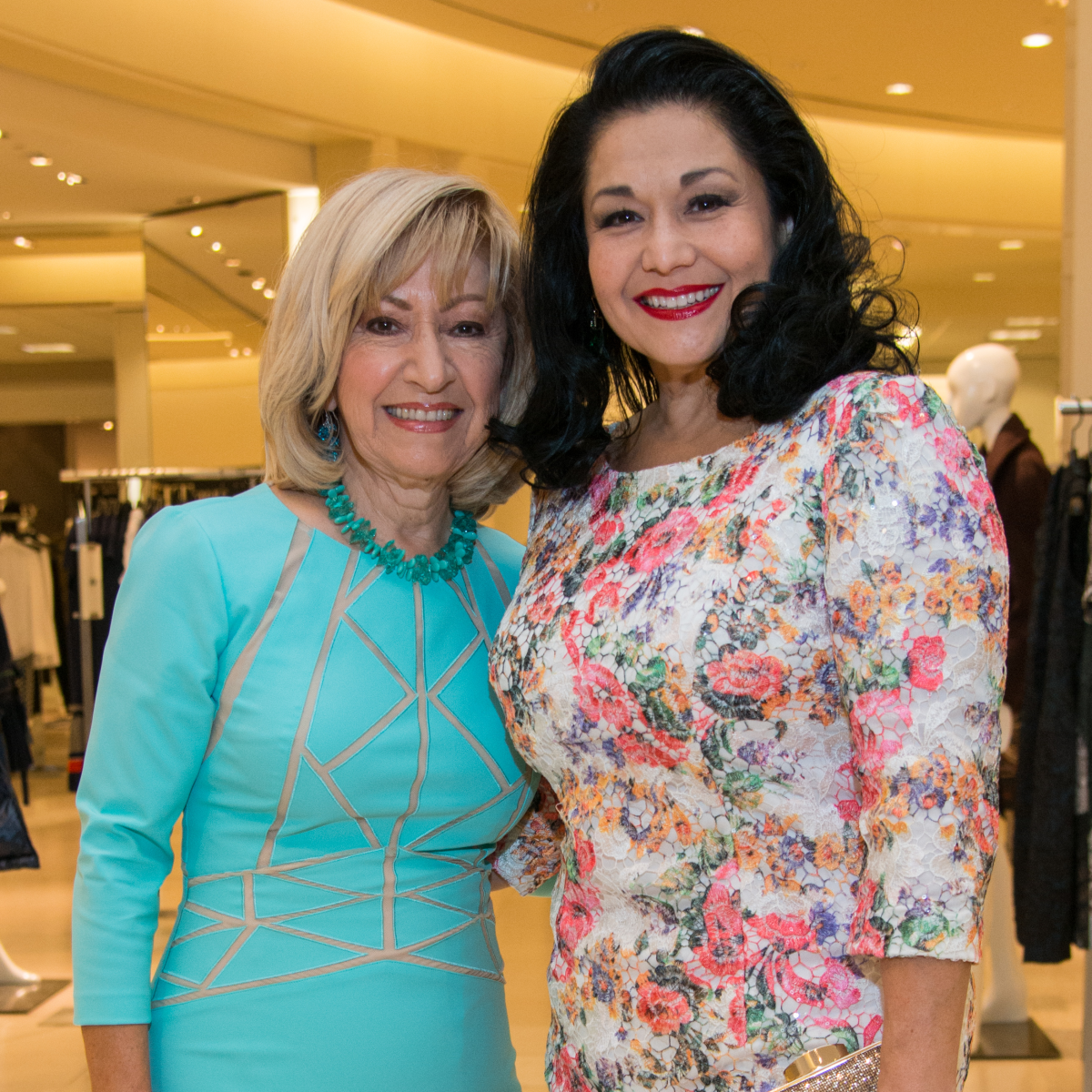 News, Shelby, Women of Distinction announcement, Oct. 2015, Diva Garza, Paula Mendoza