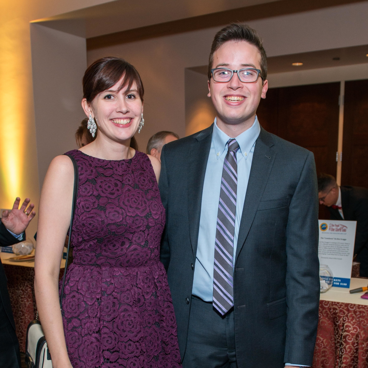 Medical Bridges 2015 Megan and Patrick Weill