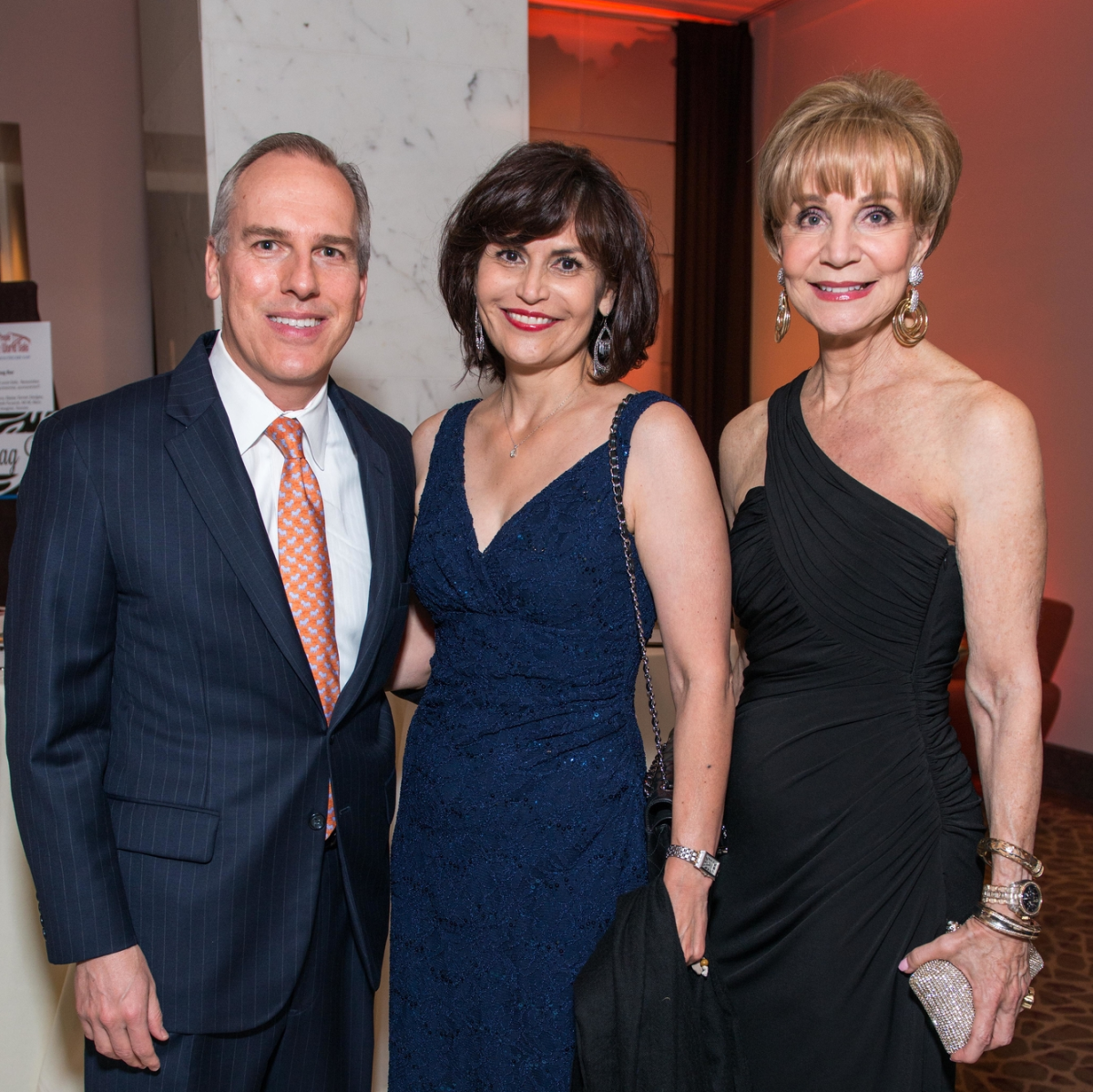 Medical Bridges 2015 Bob Sergeskitter, Denise Rhodes, Leisa Holland Nelson