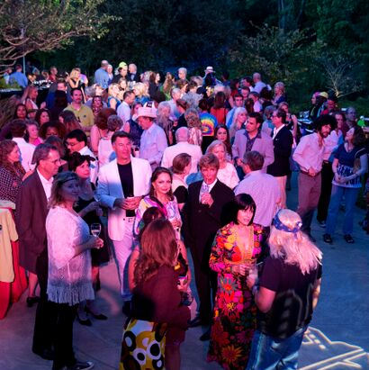 Bayou Preservation Gala 2015 crowd