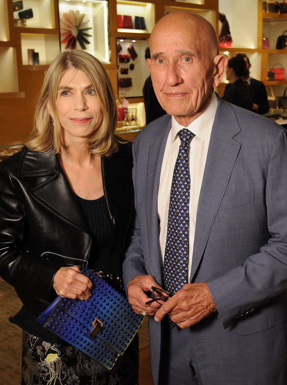 Houston, Louis Vuitton Alley Theatre Salute, September 2015, Marsha and John Beeson