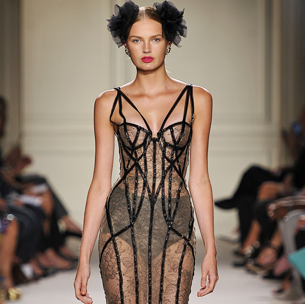 Marchesa spring 2016 collection look 2