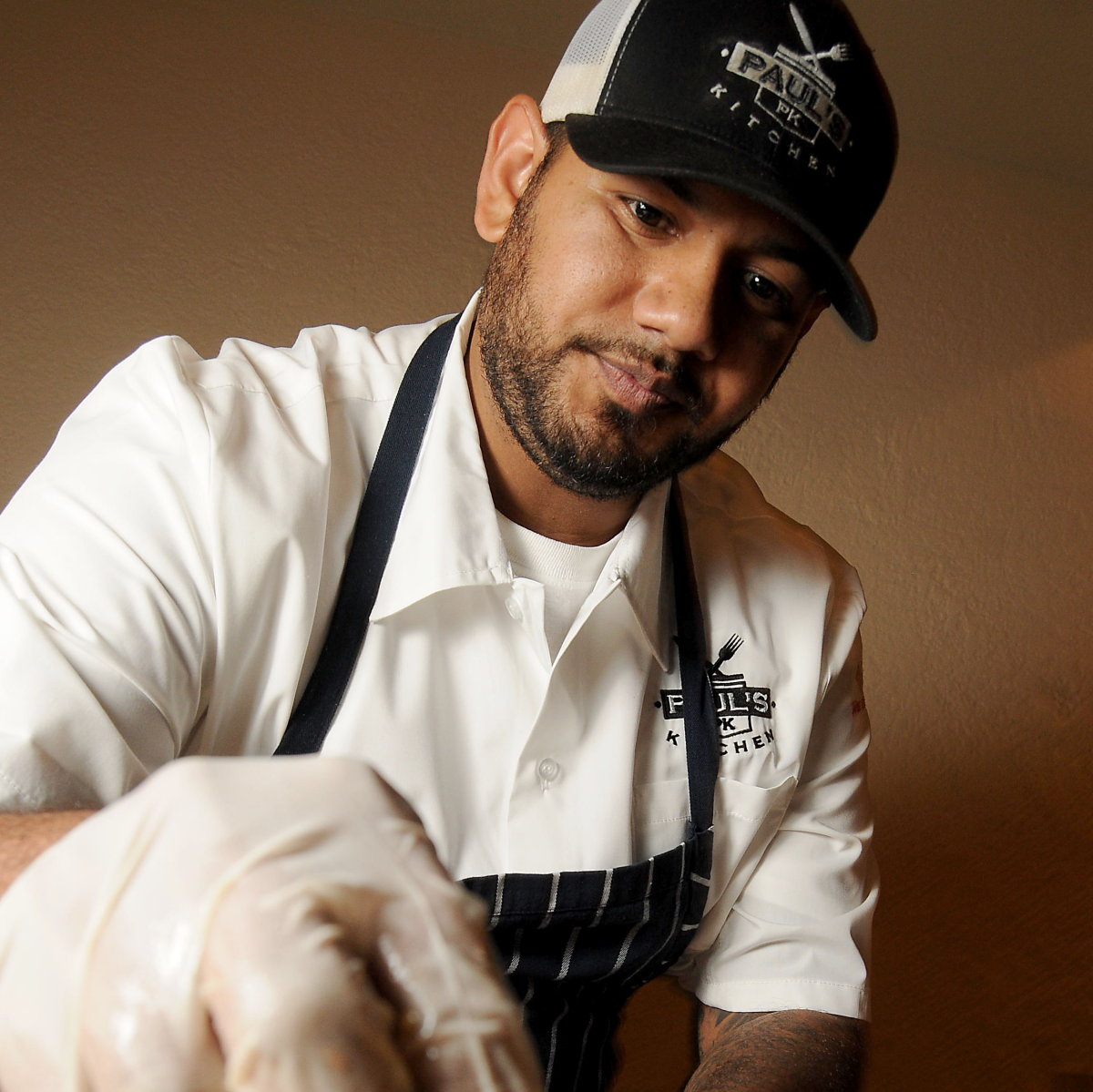 News, Shelby, Camp for All Camp Culinary, Sept. 2015, Cesar Munoz
