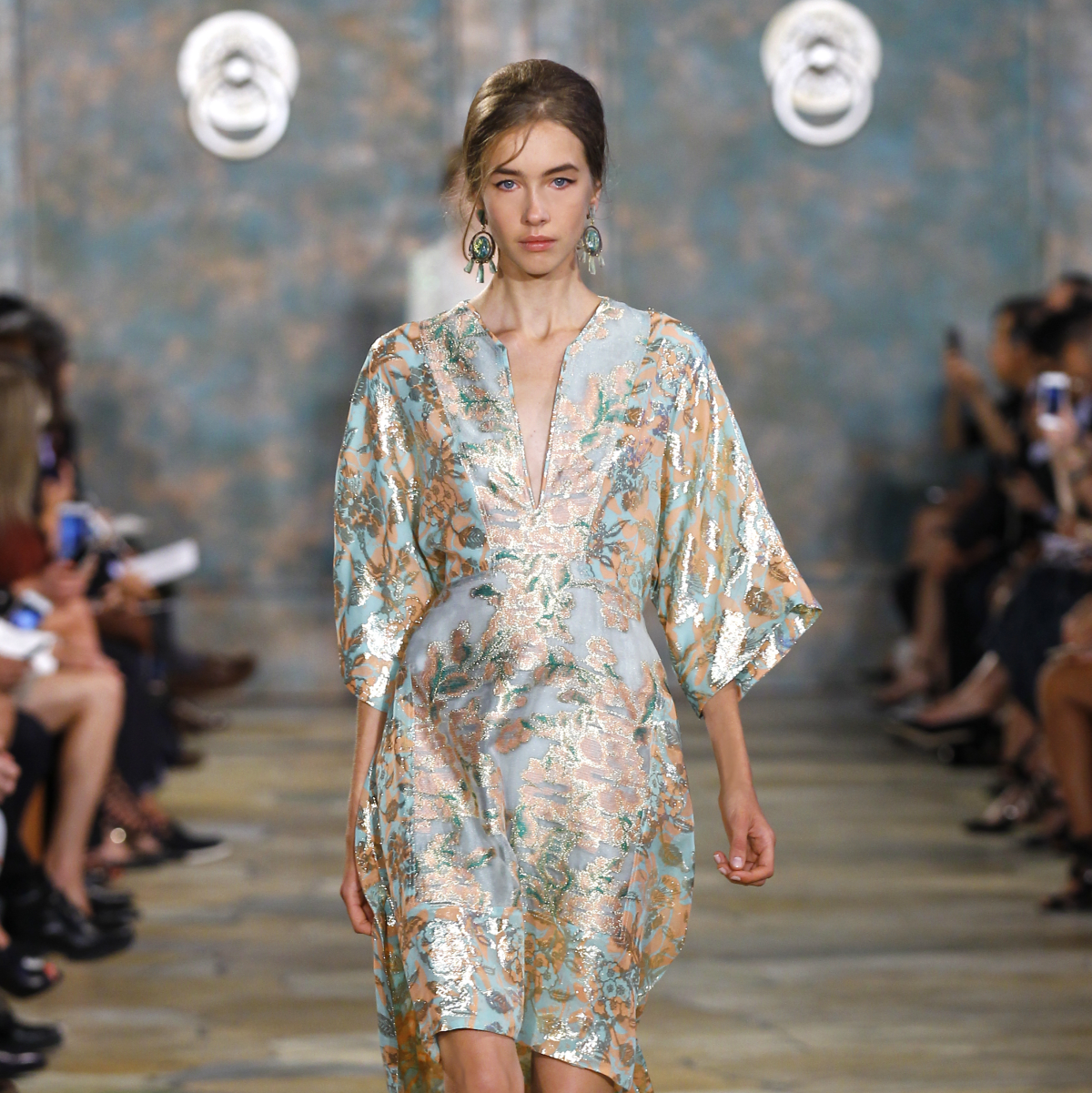 Tory Burch SS 2016 look 36