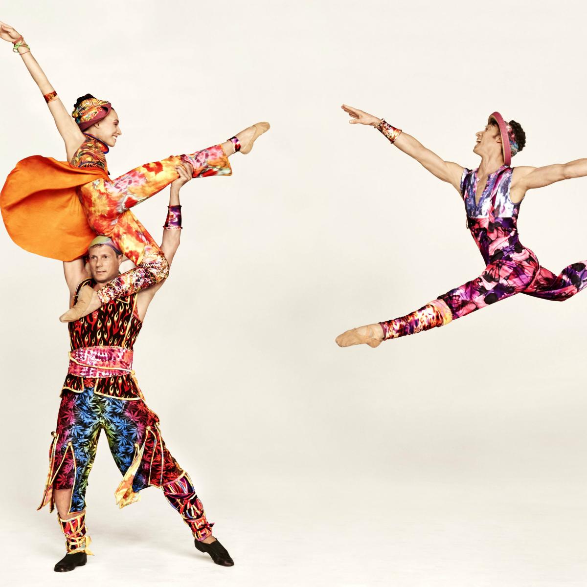 Twyla Tharp 50th anniversary tour