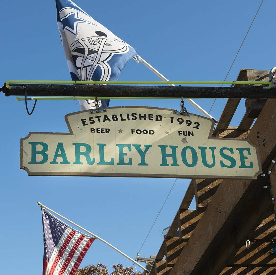 The Barley House in Dallas