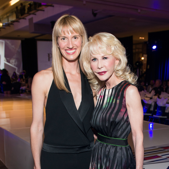 Houston, Vogue Simon Fashion Show, September 2015, Chris Goins, Diane Lokey Farb