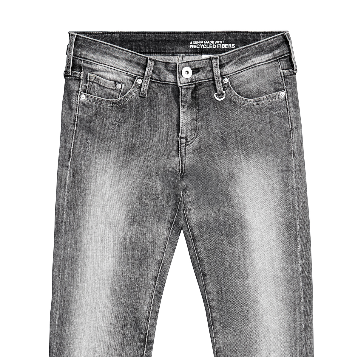 H&M recycled denim collection 2015