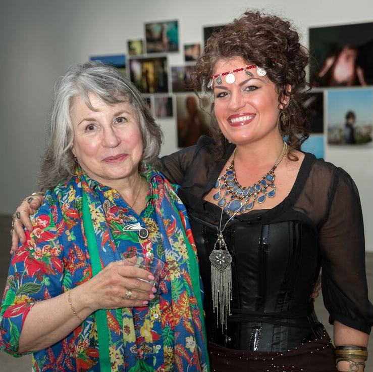 News, Shelby, Opera in the Heights party, August 2015,  Patricia Bernstein, Amanda Bryant