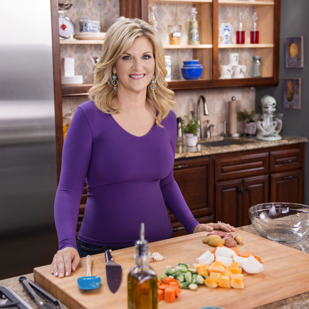 Trisha Yearwood cooking show