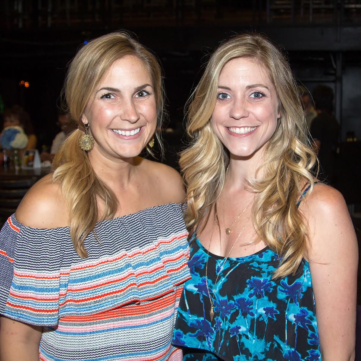 Lauren Burns, Kelly Bascher