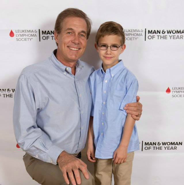 Leukemia & Lymphoma Society's Man & Woman of the Year Gala_Guy Hodgson_Dylan Hodgson_2015