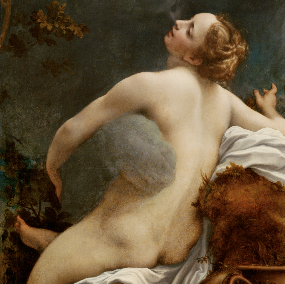 Habsburg Splendor, Correggio, Jupiter and Io