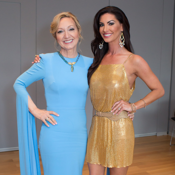 Denise O'Brian, Nicole O'Brian Lassiter at International Mothers Day Soiree