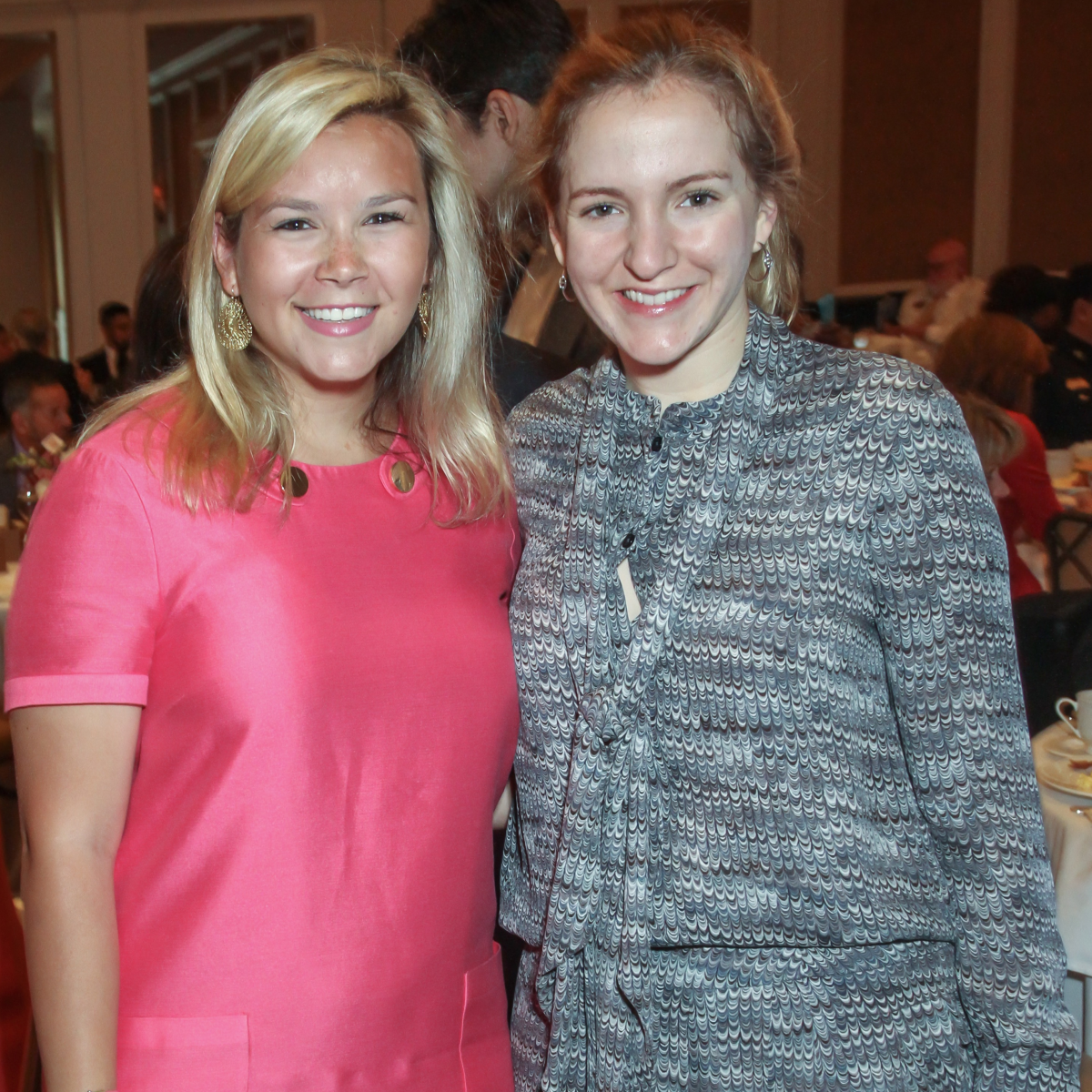Mari Trevino and Kelly Krohn/Mayor's Breakfast