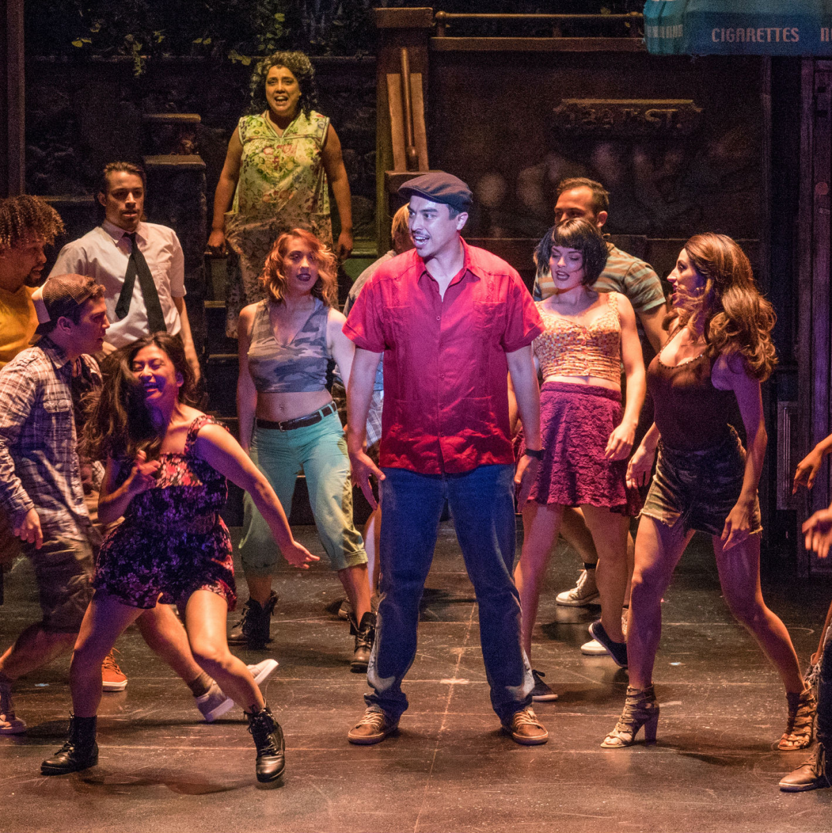 Zach Theatre presents In The Heights