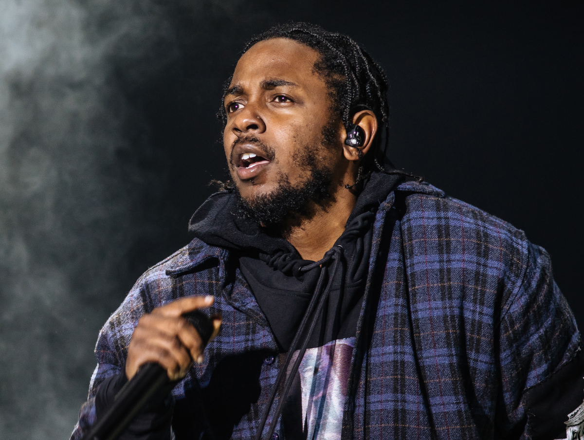 ACL Austin City Limits Music Festival 2016 Kendrick Lamar