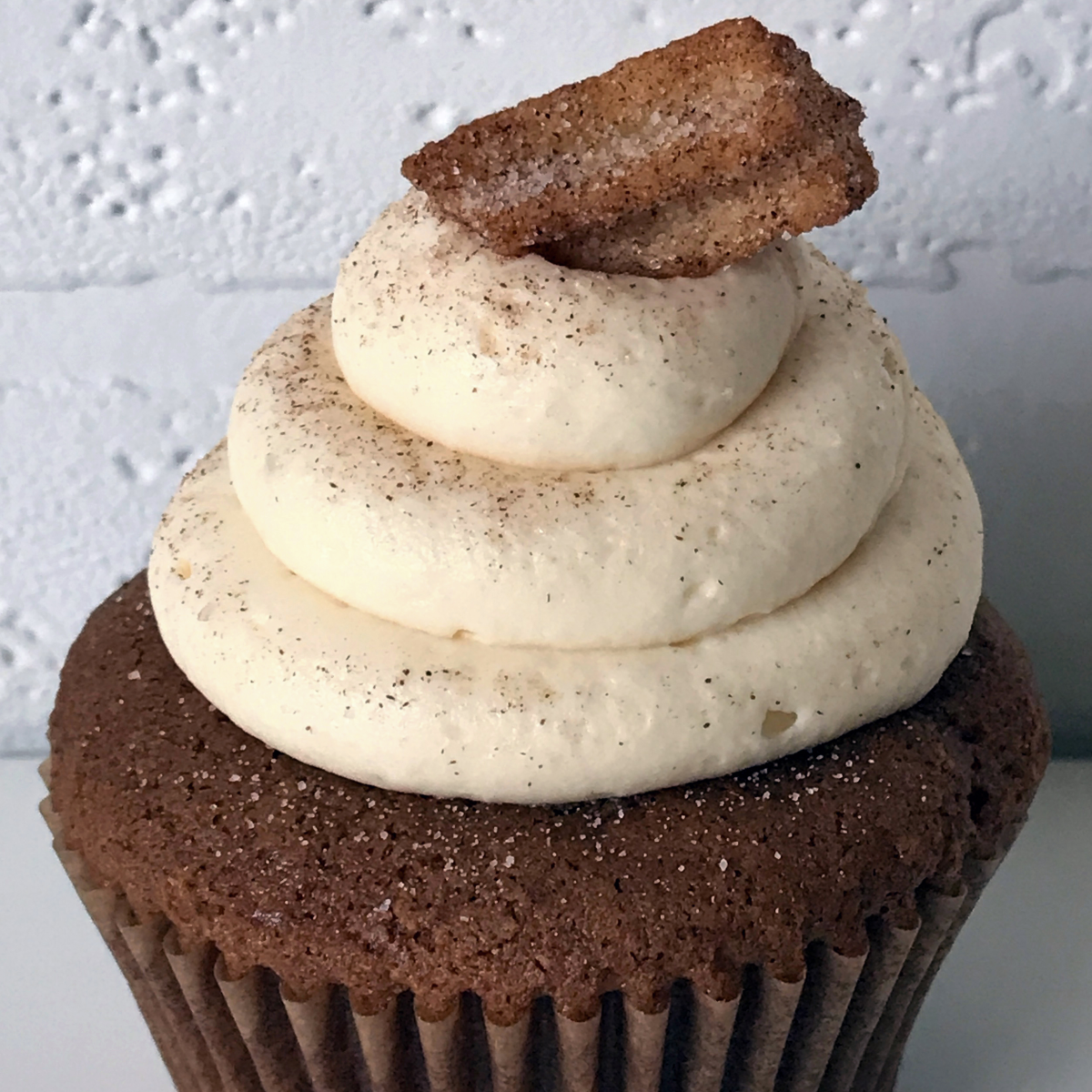 Houston, creative churros, July 2017, Tout Suite, churro cupcake