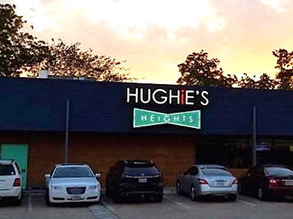 Hughie's Heights exterior