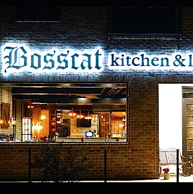 Houston, Bosscat Kitchen, exterior, River Oaks