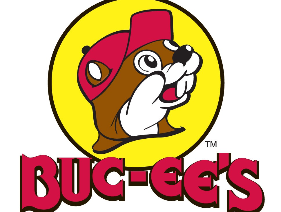 Houston, Buc-ees Bucees logo, August 2017