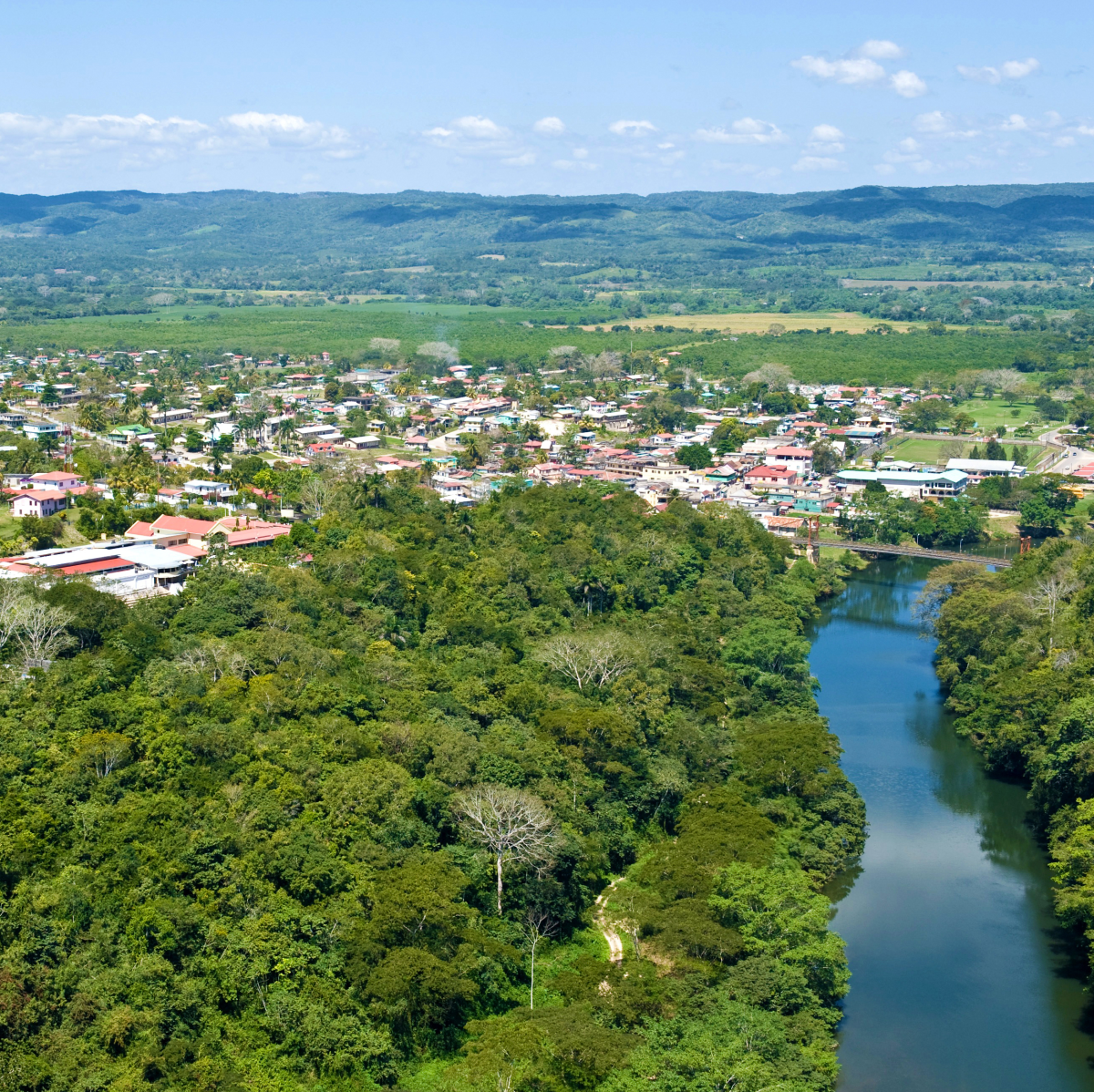 San Ignacio in Belize