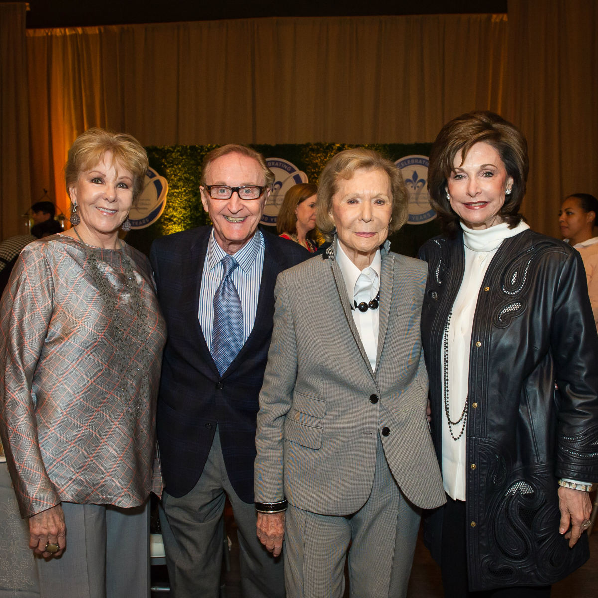 Annette Simmons, Dr. Ken Altshuler, Ruth Sharp Altshuler, Gene Jones