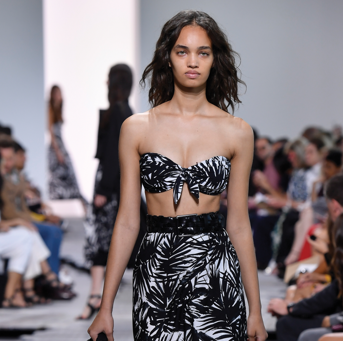 Michael Kors Collection look 62 spring 2018 New York Fashion Week