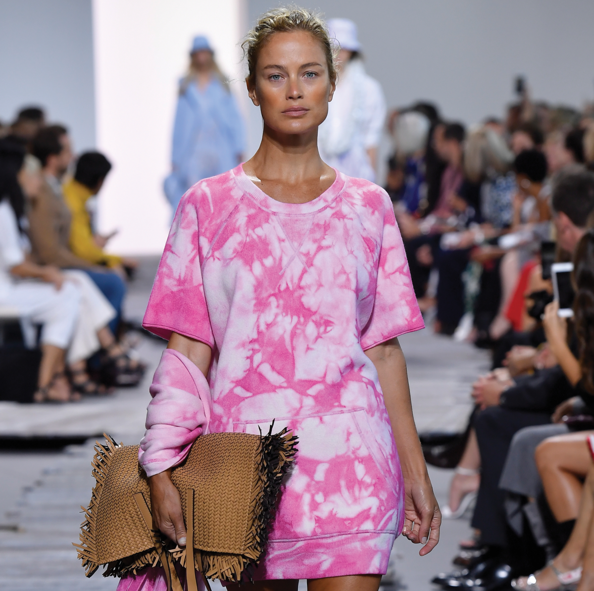 Michael Kors Collection look 1 spring 2018 New York Fashion Week