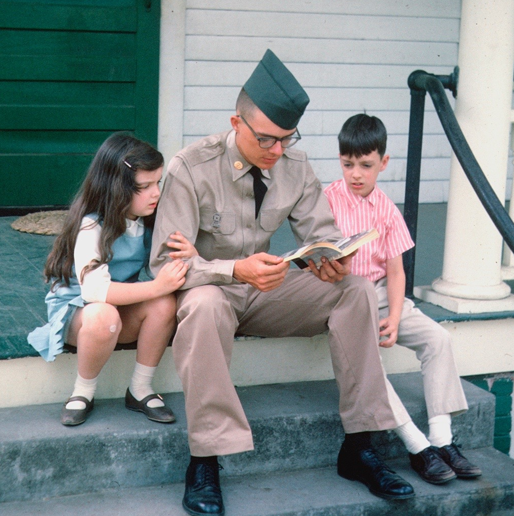 The Vietnam War, PBS series, serviceman and family
