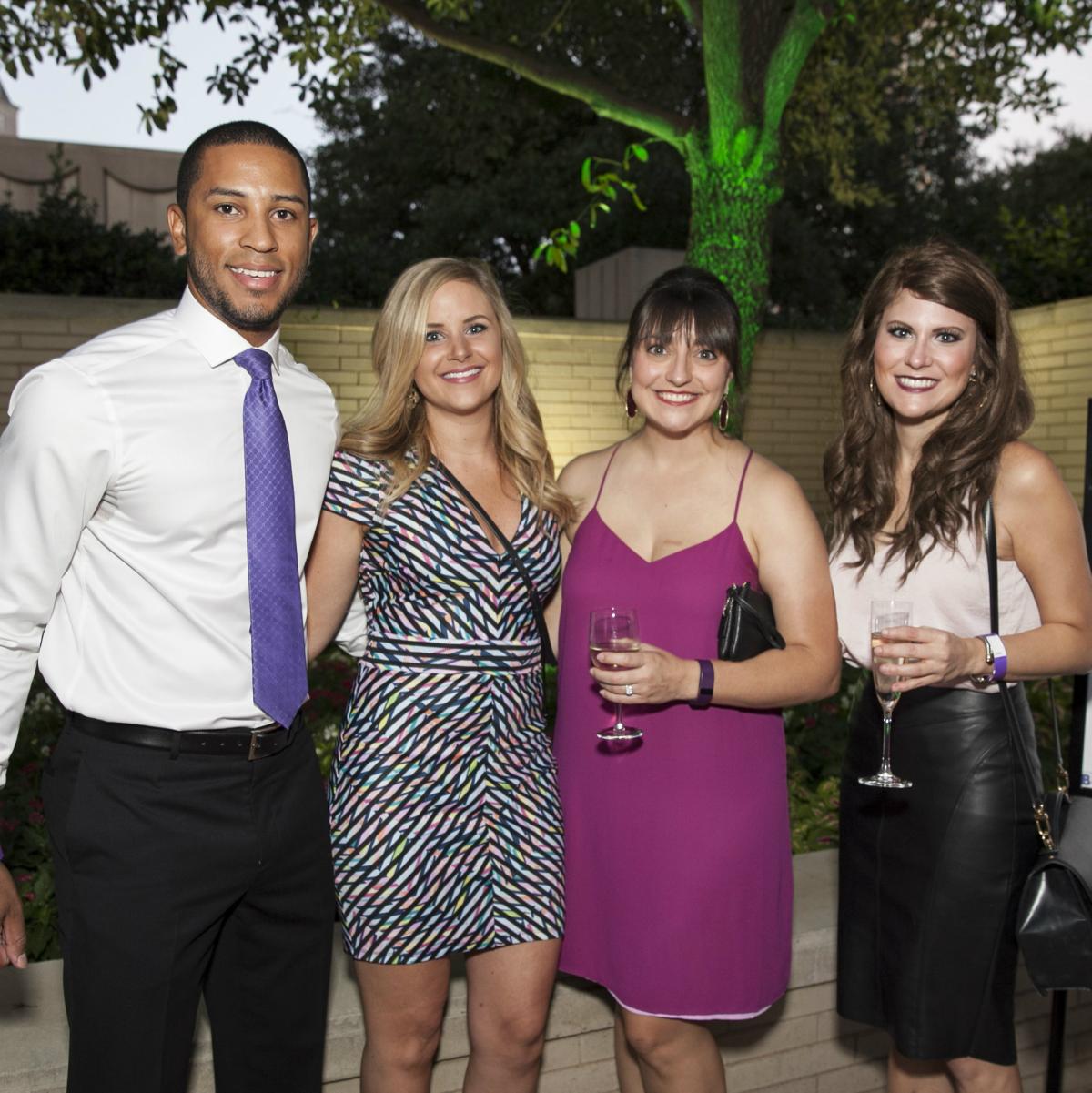 Hughes Brandon, Becca Pope, Gina Compton, Shannon Lawson
