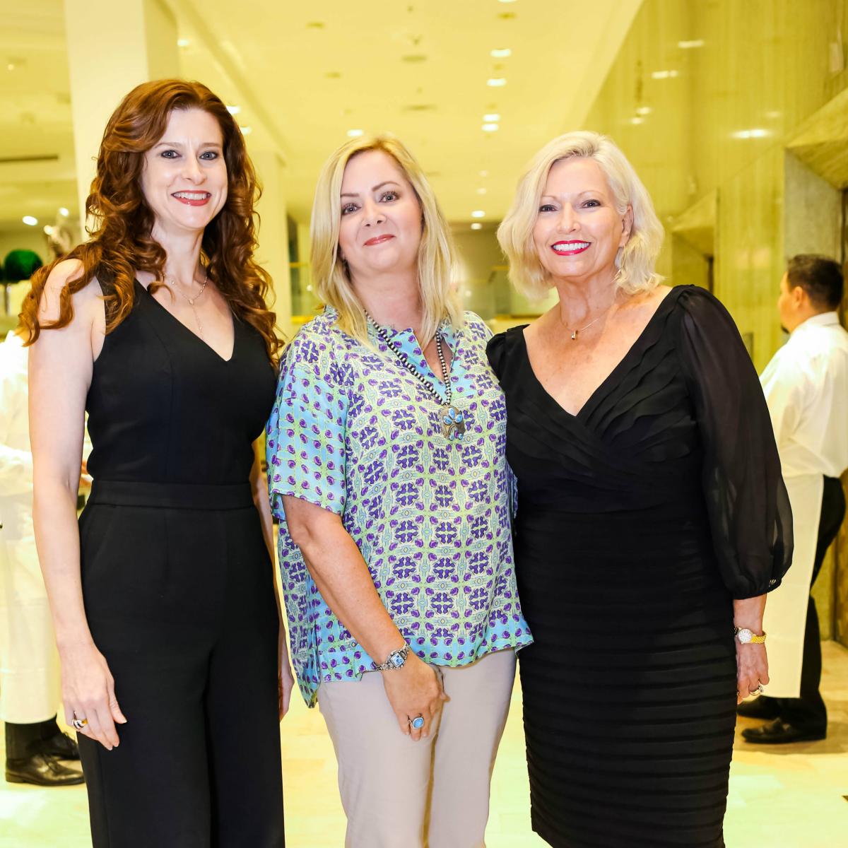 Shaleen Lay, Lisa Hammond, Rebecca Dorton