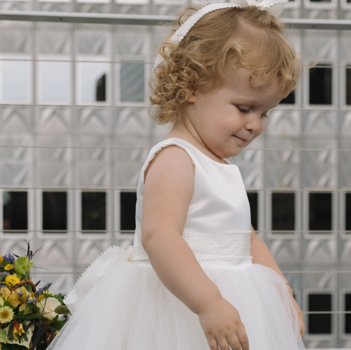 Collins Wedding, Flower Girls