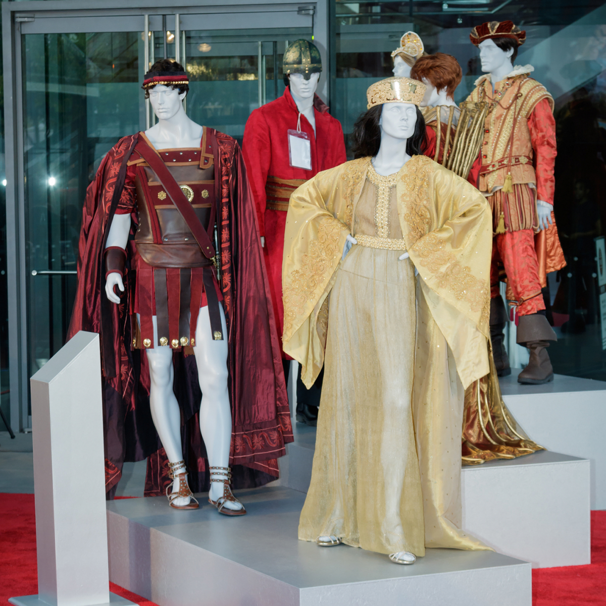 Dallas Opera costumes