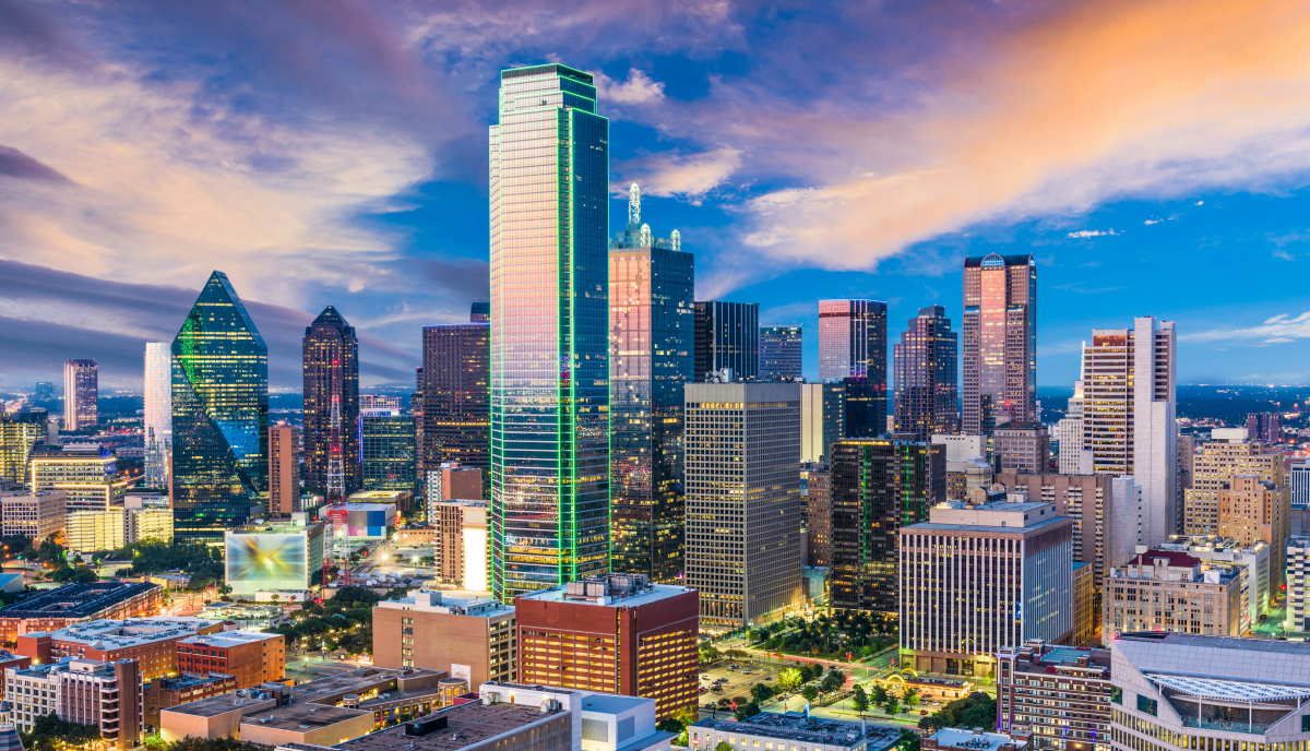 Dallas honored as one of America's hottest startup cities by Inc. mag