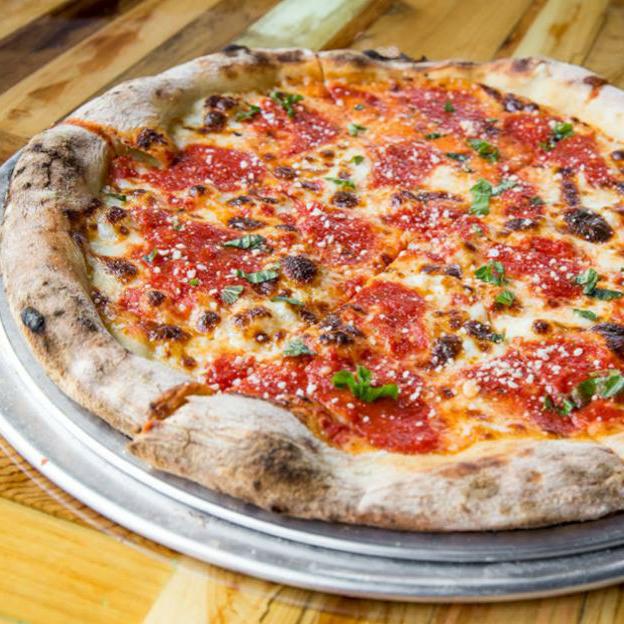 Slice from Zoli's NY Pizza Tavern