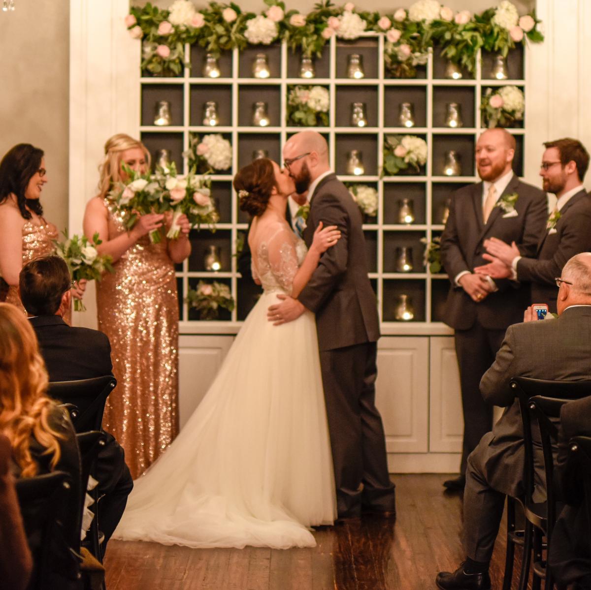 Beville Wedding, Ceremony