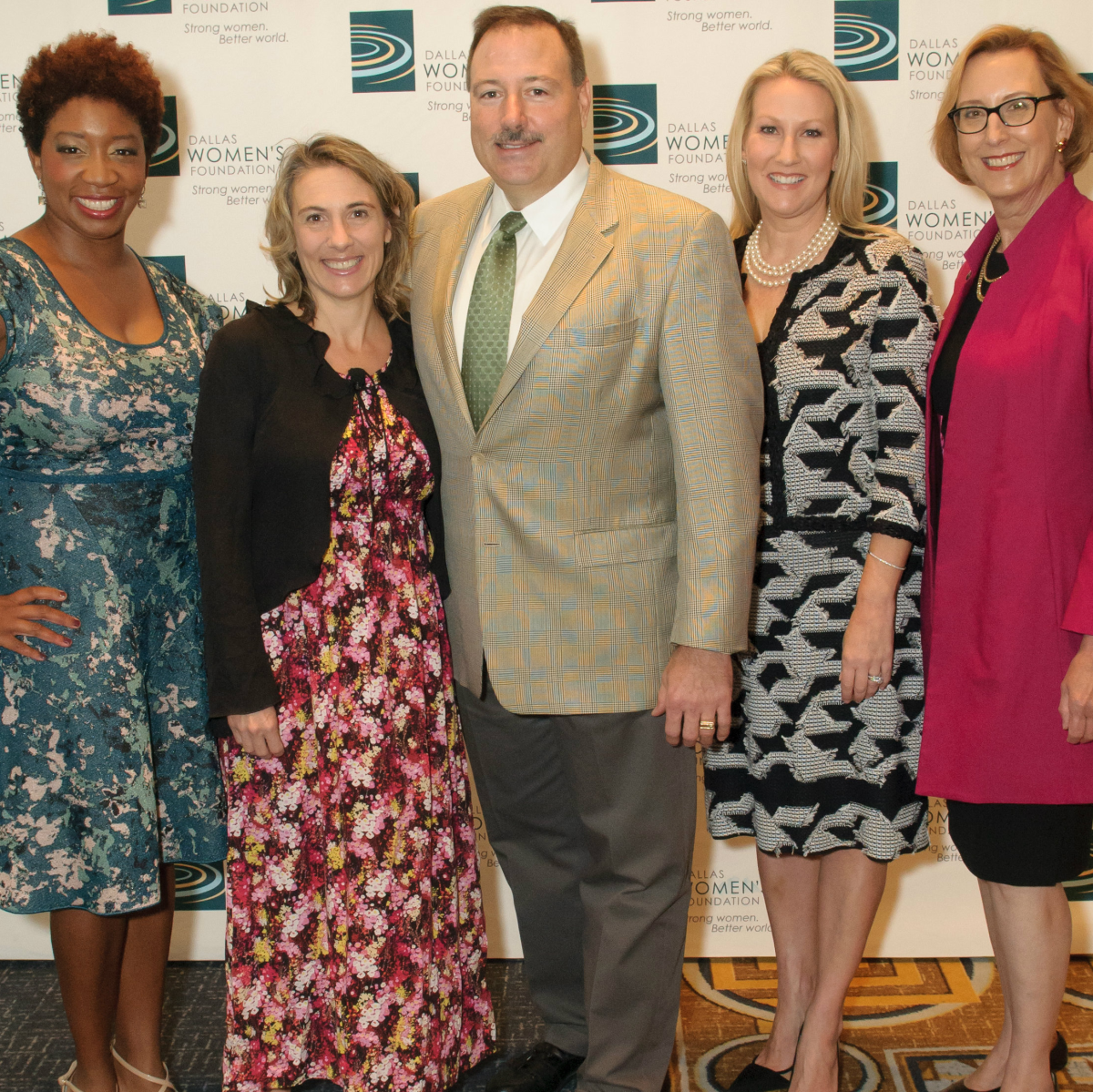 Shonn Brown, Dr. Hope Jahren, John Holt, Lisa Singleton, Roslyn Dawson   Thompson