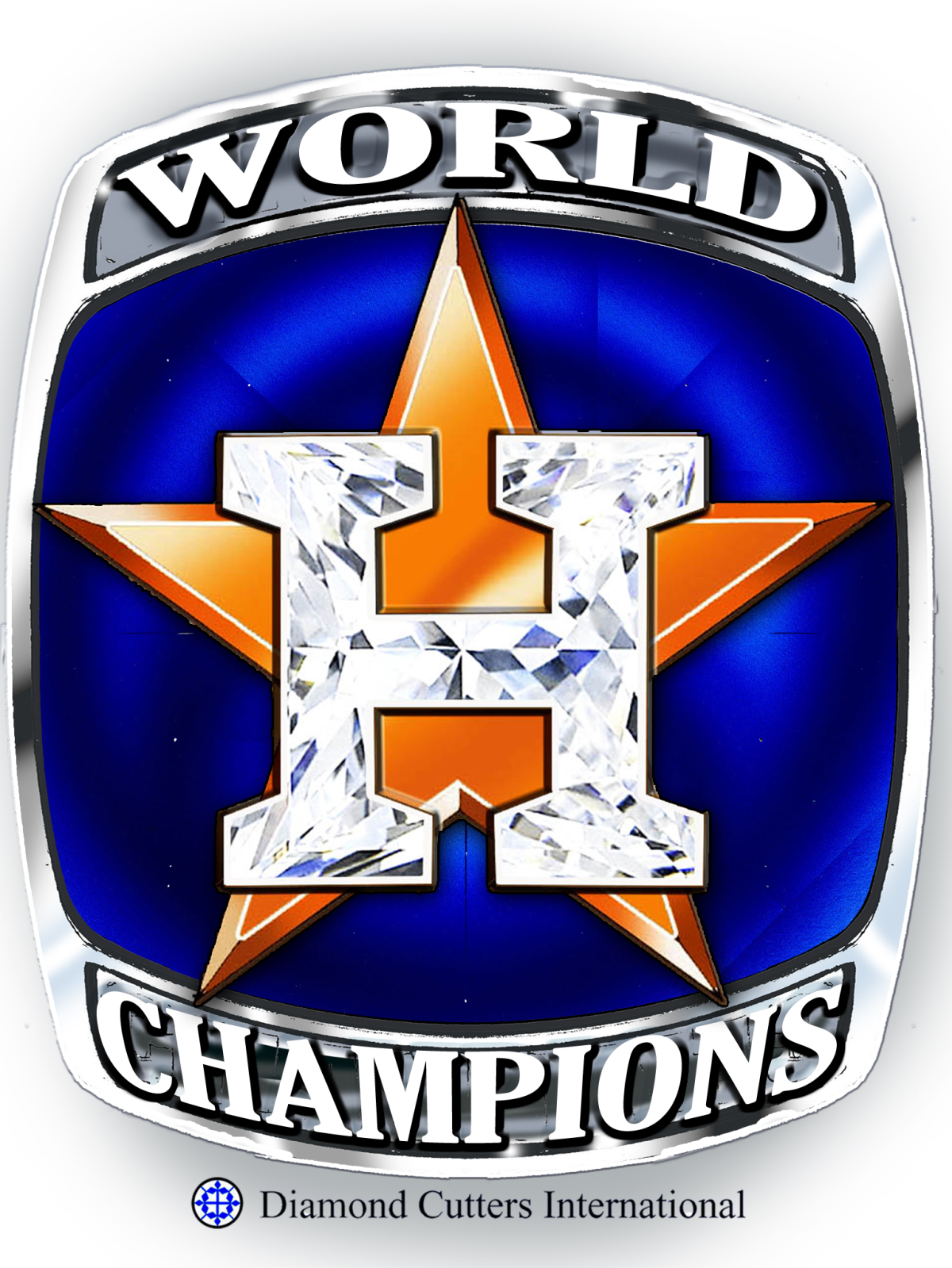 Houston, Astros World Series ring, November 2017
